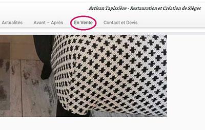 blog tutoriels actualit et cr ations de votre tapissier d corateur pour si ges. Black Bedroom Furniture Sets. Home Design Ideas